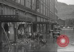 Image of damage from flood United States USA, 1938, second 12 stock footage video 65675063002