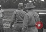 Image of General Nathan Twining Munda New Georgia Solomon Islands, 1943, second 10 stock footage video 65675063016