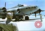 Image of USAAF B-17s on Midway Island in World War II Midway Island, 1942, second 9 stock footage video 65675063018