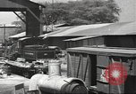 Image of Navy yard equipment Hawaii USA, 1942, second 2 stock footage video 65675063057