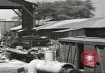 Image of Navy yard equipment Hawaii USA, 1942, second 3 stock footage video 65675063057