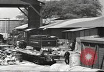 Image of Navy yard equipment Hawaii USA, 1942, second 6 stock footage video 65675063057