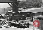 Image of Navy yard equipment Hawaii USA, 1942, second 7 stock footage video 65675063057