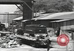 Image of Navy yard equipment Hawaii USA, 1942, second 8 stock footage video 65675063057