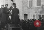 Image of catholic services France, 1917, second 10 stock footage video 65675063068