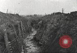 Image of soldiers on battlefront Europe, 1917, second 2 stock footage video 65675063069