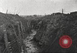 Image of soldiers on battlefront Europe, 1917, second 4 stock footage video 65675063069