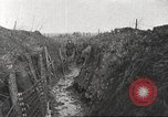Image of soldiers on battlefront Europe, 1917, second 5 stock footage video 65675063069