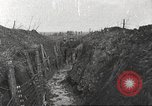 Image of soldiers on battlefront Europe, 1917, second 7 stock footage video 65675063069