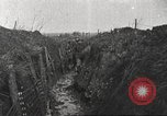 Image of soldiers on battlefront Europe, 1917, second 8 stock footage video 65675063069