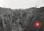 Image of soldiers on battlefront Europe, 1917, second 11 stock footage video 65675063069