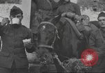 Image of soldiers on battlefront Europe, 1917, second 9 stock footage video 65675063070