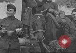 Image of soldiers on battlefront Europe, 1917, second 12 stock footage video 65675063070