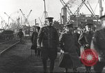Image of John Pershing Derby United Kingdom, 1917, second 12 stock footage video 65675063073