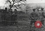 Image of German prisoners Europe, 1917, second 4 stock footage video 65675063074