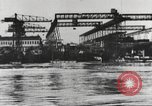 Image of harbor in Europe Europe, 1917, second 5 stock footage video 65675063077