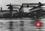 Image of harbor in Europe Europe, 1917, second 6 stock footage video 65675063077