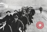 Image of soldiers on battlefront Europe, 1917, second 8 stock footage video 65675063079