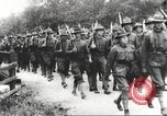 Image of soldiers Europe, 1917, second 2 stock footage video 65675063081