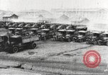 Image of military vehicles Europe, 1917, second 2 stock footage video 65675063083