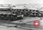Image of military vehicles Europe, 1917, second 4 stock footage video 65675063083