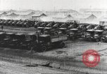 Image of military vehicles Europe, 1917, second 5 stock footage video 65675063083