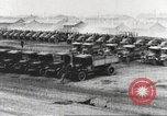 Image of military vehicles Europe, 1917, second 6 stock footage video 65675063083