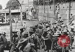 Image of United States soldiers France, 1917, second 2 stock footage video 65675063089