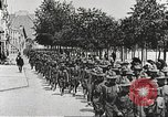 Image of United States soldiers France, 1917, second 10 stock footage video 65675063089