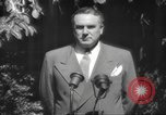 Image of Brien McMahon United States USA, 1949, second 7 stock footage video 65675063091