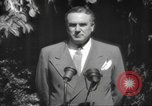 Image of Brien McMahon United States USA, 1949, second 8 stock footage video 65675063091