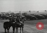 Image of 1st Cavalry Division Fort Riley Kansas USA, 1942, second 2 stock footage video 65675063106