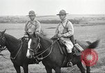 Image of 1st Cavalry Division Fort Riley Kansas USA, 1942, second 4 stock footage video 65675063107
