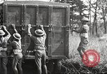 Image of Elements of U.S. 6th Cavalry Division in maneuvers at Fort Olgelthorpe Fort Oglethorpe Georgia USA, 1942, second 2 stock footage video 65675063110