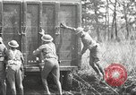 Image of Elements of U.S. 6th Cavalry Division in maneuvers at Fort Olgelthorpe Fort Oglethorpe Georgia USA, 1942, second 5 stock footage video 65675063110