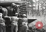 Image of Elements of U.S. 6th Cavalry Division in maneuvers at Fort Olgelthorpe Fort Oglethorpe Georgia USA, 1942, second 10 stock footage video 65675063110