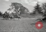 Image of 1st Cavalry Division Salem Oregon USA, 1942, second 8 stock footage video 65675063117