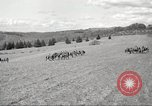Image of 1st Cavalry Division Salem Oregon USA, 1942, second 8 stock footage video 65675063118