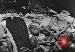 Image of victims of Nazi and Japanese atrocities in World War 2 Europe, 1945, second 7 stock footage video 65675063143
