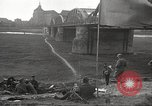 Image of Allied soldiers Torgau Germany, 1945, second 12 stock footage video 65675063154