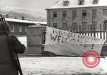 Image of slave labor camps Flossenburg Germany, 1945, second 9 stock footage video 65675063162