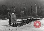 Image of slave labor camps Flossenburg Germany, 1945, second 10 stock footage video 65675063164