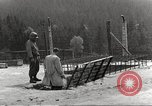 Image of slave labor camps Flossenburg Germany, 1945, second 11 stock footage video 65675063164
