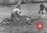 Image of slave labor camp Flossenburg Germany, 1945, second 9 stock footage video 65675063167