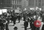 Image of May Day parade United States USA, 1935, second 3 stock footage video 65675063184