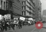 Image of May Day parade United States USA, 1935, second 4 stock footage video 65675063185