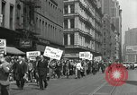 Image of May Day parade United States USA, 1935, second 7 stock footage video 65675063185