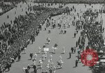 Image of May Day parade United States USA, 1935, second 3 stock footage video 65675063186