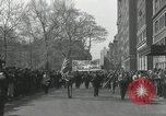 Image of May Day parade New York City USA, 1935, second 4 stock footage video 65675063187