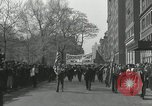 Image of May Day parade New York City USA, 1935, second 6 stock footage video 65675063187